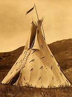 sioux-tipi